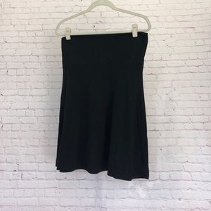 Perfect Basic! Black Skirt by Old Navy